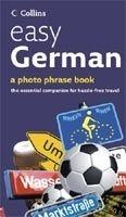 Harper Collins UK COLLINS EASY GERMAN PHOTO PHRASEBOOK cena od 209 Kč