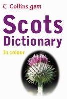 Harper Collins UK COLLINS GEM SCOTS DICTIONARY - COLLINS Coll. cena od 157 Kč