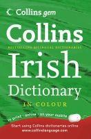 Harper Collins UK COLLINS GEM IRISH DICTIONARY Third Ed. - COLLINS Coll. cena od 104 Kč
