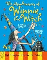 OUP ED THE MISADVENTURES OF WINNIE THE WITCH - OWEN, L., PAUL, K. cena od 241 Kč