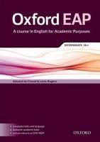 OUP ELT OXFORD ENGLISH FOR ACADEMIC PURPOSES B1+ STUDENT´S BOOK + DV... cena od 633 Kč