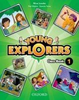 OUP ELT YOUNG EXPLORERS 1 CLASS BOOK - LAUDER, N., SHIPTON, P., TORR... cena od 392 Kč