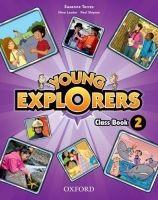 OUP ELT YOUNG EXPLORERS 2 CLASS BOOK - TORRES, S., LAUDER, N., SHIPT... cena od 411 Kč
