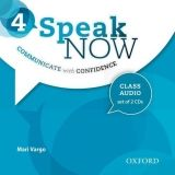 OUP ELT SPEAK NOW 4 CLASS AUDIO CDs /2/ - VARGO, M. cena od 418 Kč