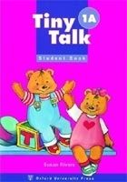 OUP ELT TINY TALK 1 STUDENT´S BOOK A - RIVERS, S., GRAHAM, C. cena od 190 Kč