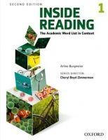 OUP ELT INSIDE READING Second Edition 1 STUDENT´S BOOK - BURGMEIER, ... cena od 755 Kč
