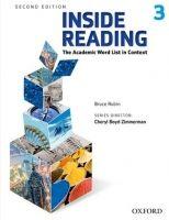 OUP ELT INSIDE READING Second Edition 3 STUDENT´S BOOK - RUBIN, B. cena od 718 Kč