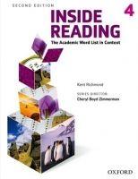 OUP ELT INSIDE READING Second Edition 4 STUDENT´S BOOK - RICHMOND, K... cena od 755 Kč