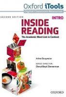 OUP ELT INSIDE READING Second Edition INTRO iTOOLS - BURGMEIER, A. cena od 4706 Kč
