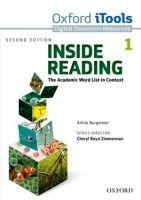 OUP ELT INSIDE READING Second Edition 1 iTOOLS - BURGMEIER, A. cena od 4943 Kč