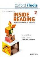 OUP ELT INSIDE READING Second Edition 2 iTOOLS - ZWIER, L. J. cena od 4706 Kč