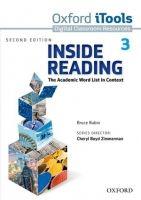 OUP ELT INSIDE READING Second Edition 3 iTOOLS - RUBIN, B. cena od 4943 Kč