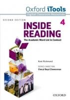 OUP ELT INSIDE READING Second Edition 4 iTOOLS - RICHMOND, K. cena od 4 706 Kč