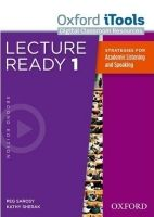 OUP ELT LECTURE READY Second Edition 1 iTOOLS - SAROSY, P., SHERAK, ... cena od 1561 Kč