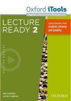 OUP ELT LECTURE READY Second Edition 2 iTOOLS - SAROSY, P., SHERAK, ... cena od 1561 Kč