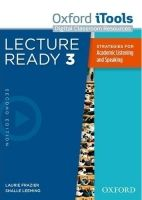 OUP ELT LECTURE READY Second Edition 3 iTOOLS - FRAZIER, L., LEEMING... cena od 1 561 Kč