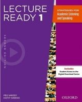 OUP ELT LECTURE READY Second Edition 1 STUDENT´S BOOK With ACCESS TO... cena od 671 Kč