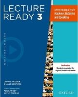 OUP ELT LECTURE READY Second Edition 3 STUDENT´S BOOK With ACCESS TO... cena od 671 Kč