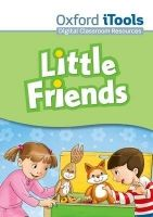 OUP ELT LITTLE FRIENDS iTOOLS - IANNUZZI, S. cena od 980 Kč