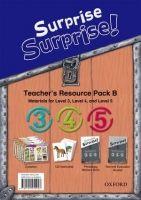 OUP ELT SURPRISE SURPRISE! 3-5 TEACHER´S RESOURCE PACK B - REILLY, V... cena od 297 Kč