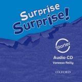 OUP ELT SURPRISE SURPRISE! STARTER CLASS AUDIO CD - REILLY, V. cena od 219 Kč