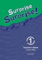 OUP ELT SURPRISE SURPRISE! 1 TEACHER´S BOOK - REILLY, V. cena od 256 Kč