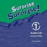 OUP ELT SURPRISE SURPRISE! 1 CLASS AUDIO CD - REILLY, V. cena od 208 Kč