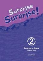 OUP ELT SURPRISE SURPRISE! 2 TEACHER´S BOOK - REILLY, V. cena od 256 Kč