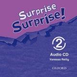 OUP ELT SURPRISE SURPRISE! 2 CLASS AUDIO CD - REILLY, V. cena od 219 Kč