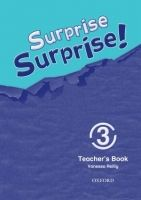 OUP ELT SURPRISE SURPRISE! 3 TEACHER´S BOOK - REILLY, V. cena od 270 Kč