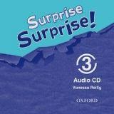 OUP ELT SURPRISE SURPRISE! 3 CLASS AUDIO CD - REILLY, V. cena od 219 Kč