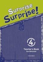 OUP ELT SURPRISE SURPRISE! 4 TEACHER´S BOOK - MOHAMED, S. cena od 270 Kč