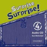 OUP ELT SURPRISE SURPRISE! 4 CLASS AUDIO CD - MOHAMED, S. cena od 208 Kč