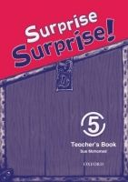 OUP ELT SURPRISE SURPRISE! 5 TEACHER´S BOOK - MOHAMED, S. cena od 256 Kč