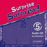 OUP ELT SURPRISE SURPRISE! 5 CLASS AUDIO CD - MOHAMED, S. cena od 219 Kč