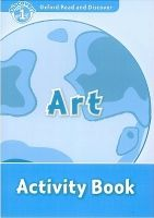 OUP ELT OXFORD READ AND DISCOVER Level 1: ART ACTIVITY BOOK - GEATCH... cena od 64 Kč