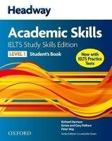 OUP ELT HEADWAY ACADEMIC SKILLS 1 IELTS Study Skills Edition STUDENT... cena od 557 Kč