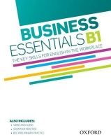 OUP ELT BUSINESS ESSENTIALS B1: THE KEY SKILLS FOR ENGLISH IN THE WO... cena od 392 Kč