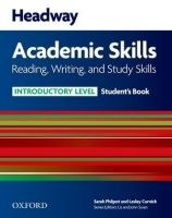 OUP ELT HEADWAY ACADEMIC SKILLS INTRODUCTORY READING & WRITING STUDE... cena od 278 Kč