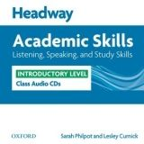 OUP ELT HEADWAY ACADEMIC SKILLS INTRODUCTORY LISTENING & SPEAKING CL... cena od 439 Kč