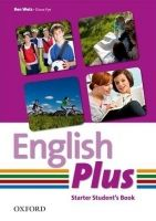 OUP ELT ENGLISH PLUS STARTER STUDENT´S BOOK - WETZ, B., PYE, D. cena od 253 Kč