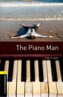 OUP ELT OXFORD BOOKWORMS LIBRARY New Edition 1 THE PIANO MAN with AU... cena od 143 Kč