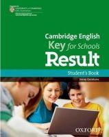 OUP ELT CAMBRIDGE ENGLISH: KEY FOR SCHOOLS RESULT STUDENT´S BOOK - Q... cena od 413 Kč