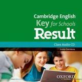 OUP ELT CAMBRIDGE ENGLISH: KEY FOR SCHOOLS RESULT CLASS AUDIO CD - Q... cena od 170 Kč