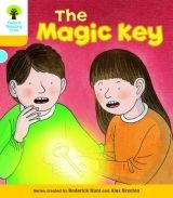 OUP ED STAGE 5 STORYBOOKS: THE MAGIC KEY (Oxford Reading Tree) - HU... cena od 130 Kč