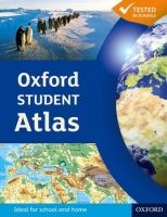 OUP ED OXFORD STUDENT ATLAS - WIEGAND, P. cena od 290 Kč