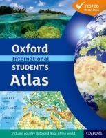 OUP ED OXFORD INTERNATIONAL STUDENT´S ATLAS 4th Edition - WIEGAND, ... cena od 313 Kč