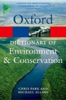 OUP References OXFORD DICTIONARY OF ENVIRONMENT AND CONSERVATION Second Edi... cena od 338 Kč