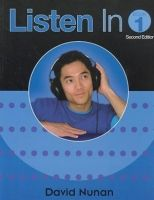 Heinle ELT part of Cengage Lea LISTEN IN Second Edition 1 STUDENT´S BOOK with AUDIO CD - NU... cena od 485 Kč