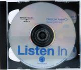 Heinle ELT part of Cengage Lea LISTEN IN Second Edition 1 CLASS AUDIO CDs /2/ - NUNAN, D. cena od 703 Kč